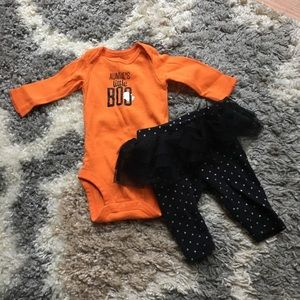 NB Halloween outfit